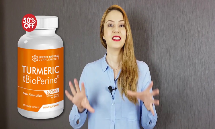 Turmeric WithBioPerine Review